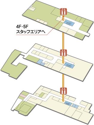 E棟map